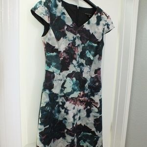 Antonio Melani Size 2 Multi Color dress